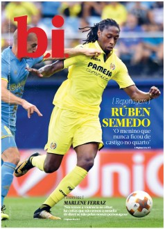 Capa da « : <b>REVISTA bi</b> » do dia « <b>03-03-2018</b> »
