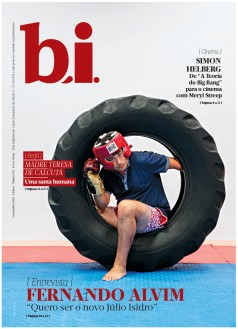 Capa da « : <b>REVISTA bi</b> » do dia « <b>03-09-2016</b> »