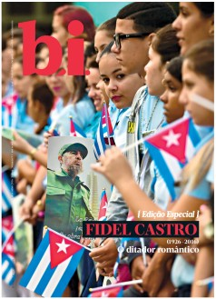 Capa da « : <b>REVISTA bi</b> » do dia « <b>03-12-2016</b> »