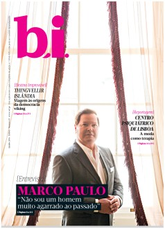 Capa da « : <b>REVISTA bi</b> » do dia « <b>04-06-2016</b> »