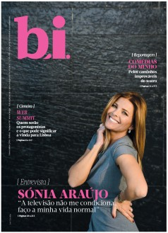 Capa da « : <b>REVISTA bi</b> » do dia « <b>05-11-2016</b> »