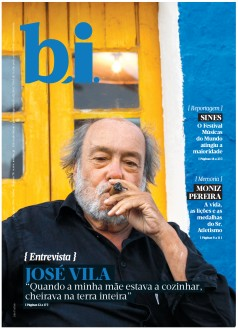 Capa da « : <b>REVISTA bi</b> » do dia « <b>06-08-2016</b> »