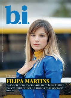 Capa da « : <b>REVISTA bi</b> » do dia « <b>07-04-2018</b> »