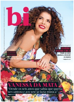 Capa da « : <b>REVISTA bi</b> » do dia « <b>07-05-2016</b> »