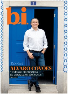 Capa da « : <b>REVISTA bi</b> » do dia « <b>07-07-2018</b> »