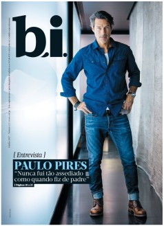 Capa da « : <b>REVISTA bi</b> » do dia « <b>08-07-2017</b> »