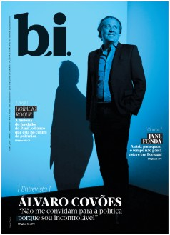 Capa da « : <b>REVISTA bi</b> » do dia « <b>09-04-2016</b> »