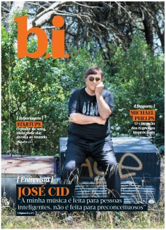 Capa da « : <b>REVISTA bi</b> » do dia « <b>09-07-2016</b> »