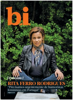 Capa da « : <b>REVISTA bi</b> » do dia « <b>09-09-2017</b> »