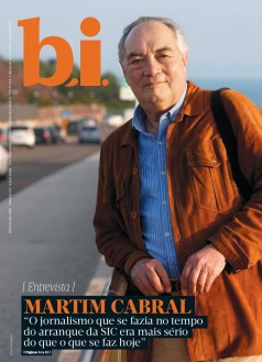 Capa da « : <b>REVISTA bi</b> » do dia « <b>10-02-2018</b> »