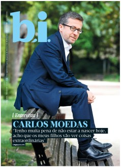 Capa da « : <b>REVISTA bi</b> » do dia « <b>12-05-2018</b> »