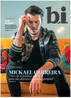 Capa da « : <b>REVISTA bi</b> » do dia « <b>12-11-2016</b> »