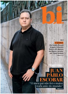 Capa da « : <b>REVISTA bi</b> » do dia « <b>13-05-2017</b> »