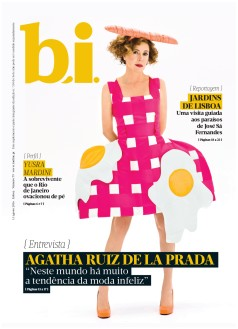 Capa da « : <b>REVISTA bi</b> » do dia « <b>13-08-2016</b> »