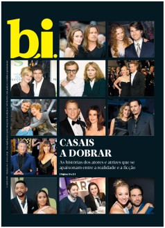 Capa da « : <b>REVISTA bi</b> » do dia « <b>14-04-2018</b> »