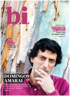 Capa da « : <b>REVISTA bi</b> » do dia « <b>14-05-2016</b> »