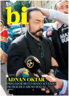 Capa da « : <b>REVISTA bi</b> » do dia « <b>14-07-2018</b> »