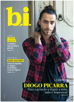 Capa da « : <b>REVISTA bi</b> » do dia « <b>15-04-2017</b> »