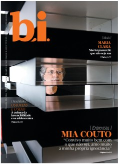 Capa da « : <b>REVISTA bi</b> » do dia « <b>15-10-2016</b> »