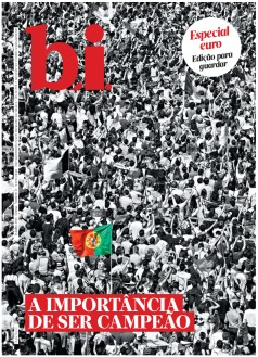 Capa da « : <b>REVISTA bi</b> » do dia « <b>16-07-2016</b> »