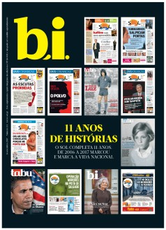 Capa da « : <b>REVISTA bi</b> » do dia « <b>16-09-2017</b> »
