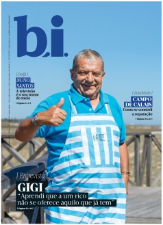 Capa da « : <b>REVISTA bi</b> » do dia « <b>17-09-2016</b> »