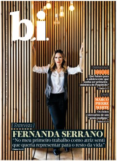 Capa da « : <b>REVISTA bi</b> » do dia « <b>21-01-2017</b> »