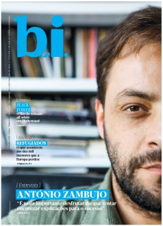 Capa da « : <b>REVISTA bi</b> » do dia « <b>22-10-2016</b> »