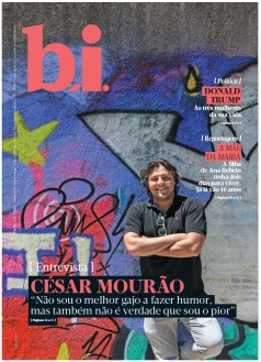 Capa da « : <b>REVISTA bi</b> » do dia « <b>23-07-2016</b> »