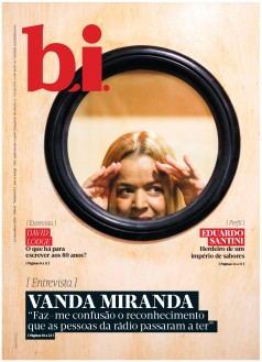 Capa da « : <b>REVISTA bi</b> » do dia « <b>24-09-2016</b> »