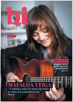 Capa da « : <b>REVISTA bi</b> » do dia « <b>25-02-2017</b> »