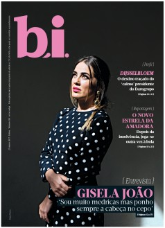 Capa da « : <b>REVISTA bi</b> » do dia « <b>25-03-2017</b> »