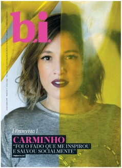 Capa da « : <b>REVISTA bi</b> » do dia « <b>25-11-2017</b> »