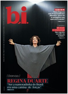 Capa da « : <b>REVISTA bi</b> » do dia « <b>26-03-2016</b> »