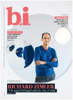 Capa da « : <b>REVISTA bi</b> » do dia « <b>26-11-2016</b> »