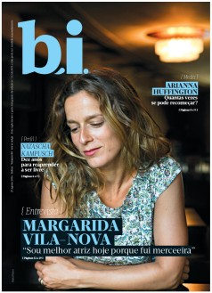 Capa da « : <b>REVISTA bi</b> » do dia « <b>27-08-2016</b> »