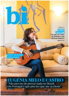 Capa da « : <b>REVISTA bi</b> » do dia « <b>28-05-2016</b> »