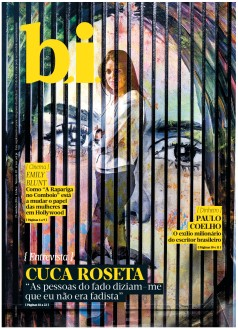 Capa da « : <b>REVISTA bi</b> » do dia « <b>29-10-2016</b> »