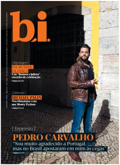 Capa da « : <b>REVISTA bi</b> » do dia « <b>30-04-2016</b> »