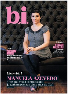 Capa da « : <b>REVISTA bi</b> » do dia « <b>30-07-2016</b> »