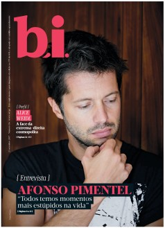 Capa da « : <b>REVISTA bi</b> » do dia « <b>30-09-2017</b> »
